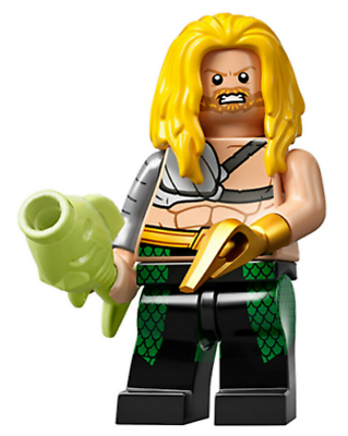 Ad – Lego Minifigures 71026 DC Superheros Aquaman Factory Sealed