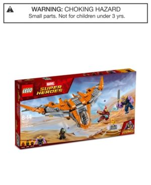 LEGO® Super Heroes Thanos: Ultimate Battle 76107 & Reviews – Home – Macy's