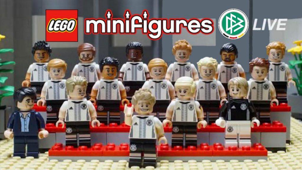 LEGO Minifigures German Football Association Series revealed!