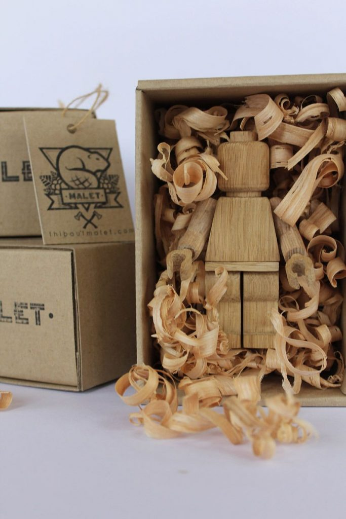 WOODEN LEGO – Feel Desain | your daily dose of creativity