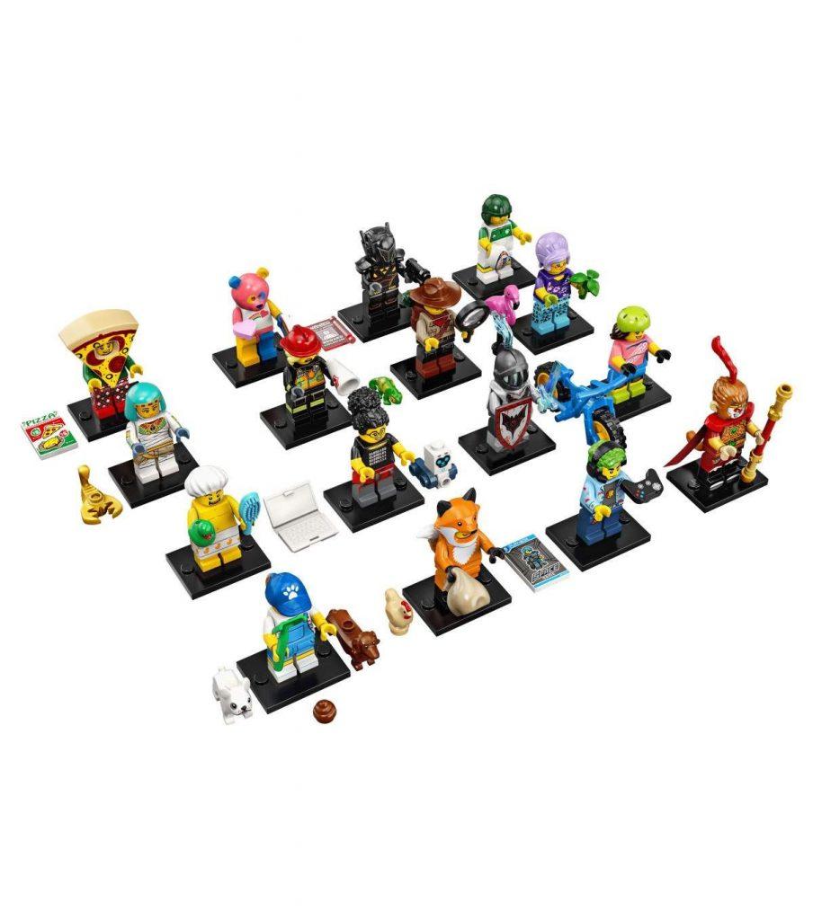 LEGO Minifigures Series 19 71025   JOANN