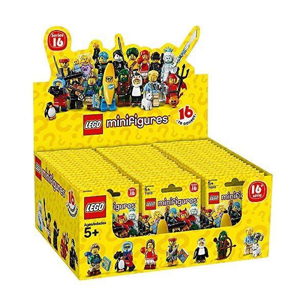 60 X LEGO Minifigures Series 16 – FULL BOX (C)