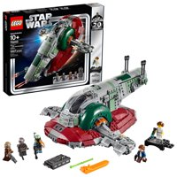 LEGO Star Wars Slave l – 20th Anniversary Edition 75243 Building Kit – Walmart.com
