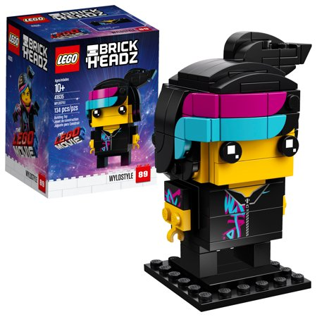 Lego 41635 BrickHeadz The Lego Movie 2 Wyldstyle Limited Edition New with Box – Walmart.com