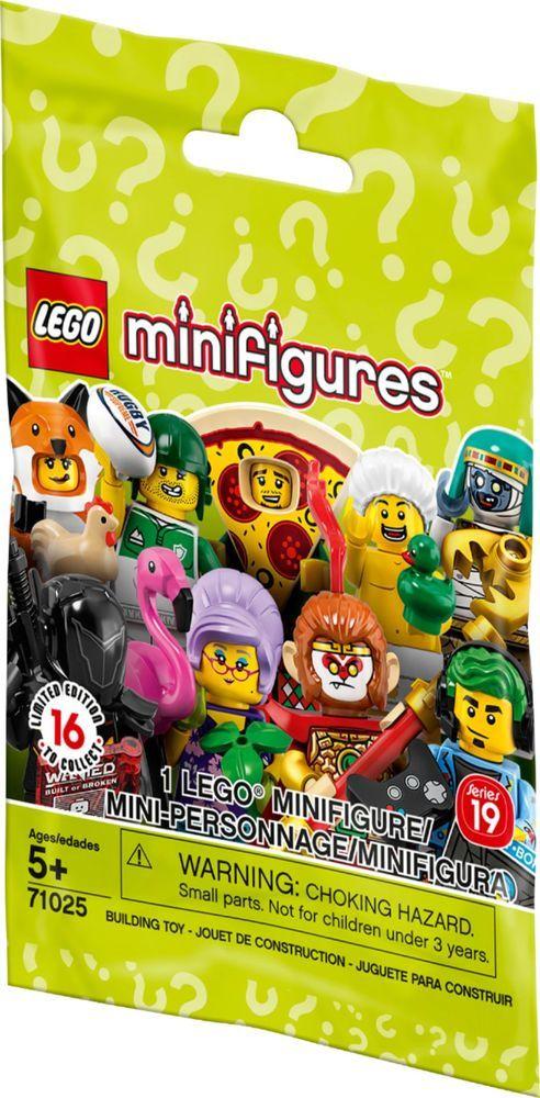 LEGO – Series 19 Minifigure 71025 – Blind Box – Multi