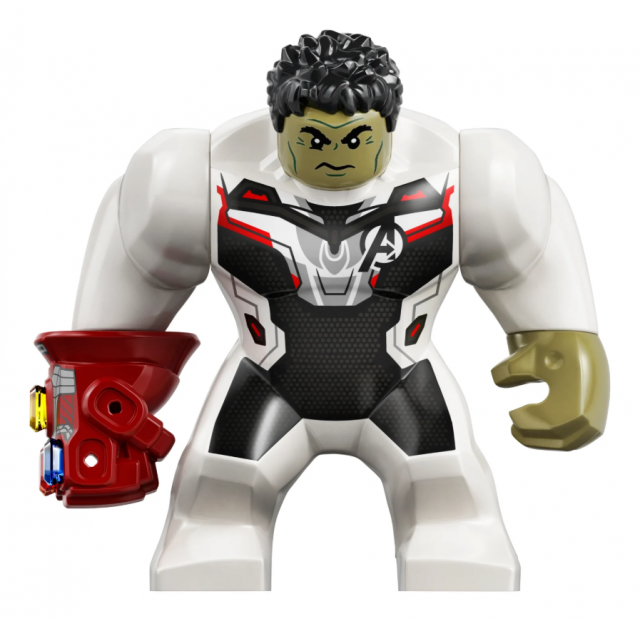 The new LEGO Marvel Super Heroes Avengers set brings fantastic minifigures of Hulk and Pepper Potts [News] | The Brothers Brick