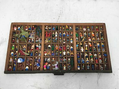 Ad – Huge LEGO Minifigure Lot Ninjago Super Heroes Simpsons Chima and More