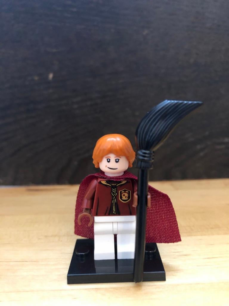 Harry Potter Custom Minifigure Harry Potter Minifigures LEGO Compatible