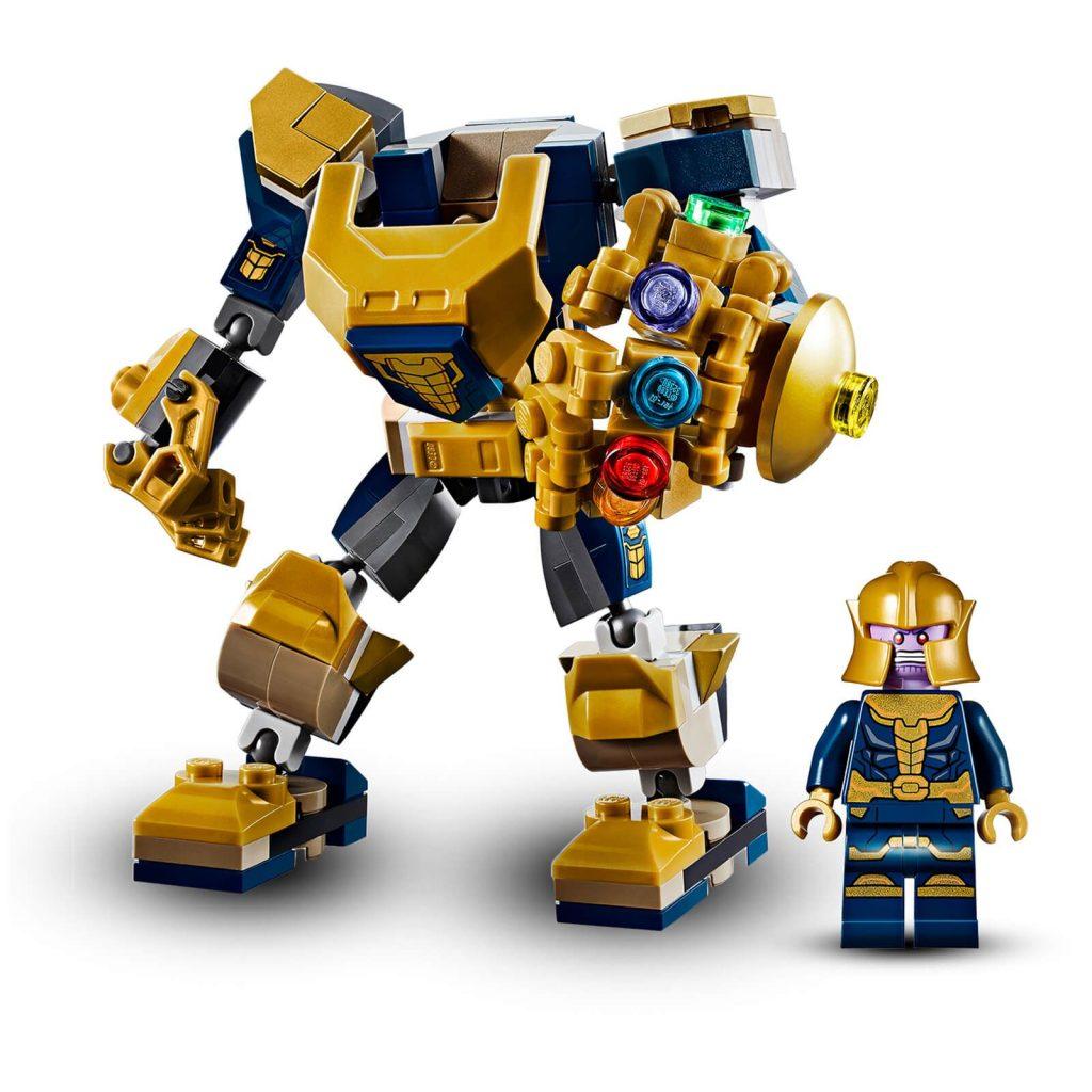 LEGO Super Heroes: Thanos Mech (76141)