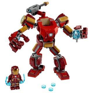 LEGO Marvel Iron Man Mech