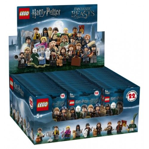LEGO 71022 Minifiguur Harry Potter en Fantastic Beasts (BOX) | LEGOshop online – BRICKshop Holland (Gorinchem)