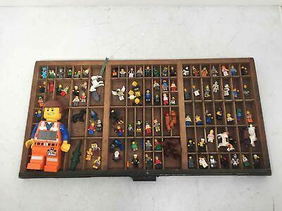 Ad – LEGO Huge Minifigure Lot Friends Ninjago Super Heroes TMNT Minecraft LOTR