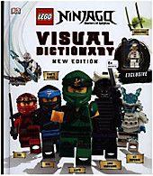 LEGO NINJAGO Visual Dictionary New Edition. Hannah Dolan, Arie Kaplan,. Gebunden…