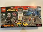 Lego Marvel Super Heroes 76051 Super Hero Airport Battle COMPLETE