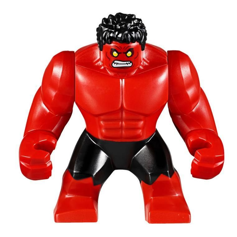 Minifig Large Red Guy