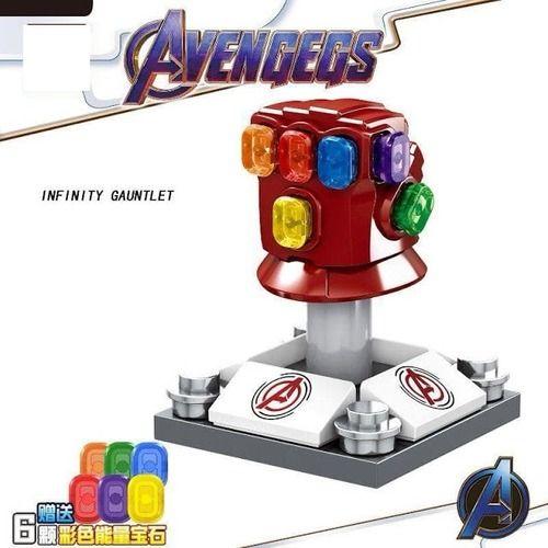 Stark Infinity Gauntlet Custom minifigs Minifigures