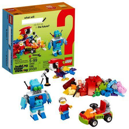 LEGO Classic 10402 Fun Future – Walmart.com