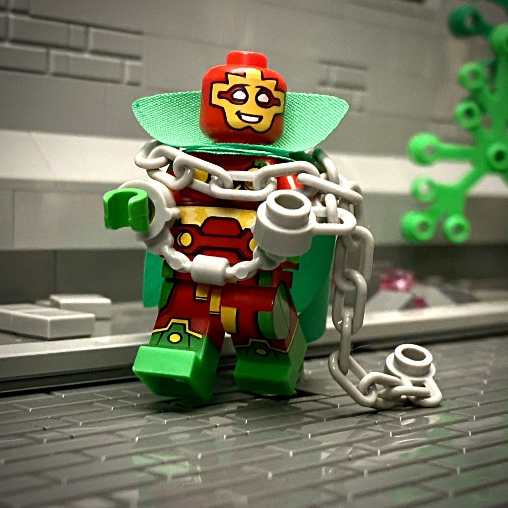 Lego Mister Miracle