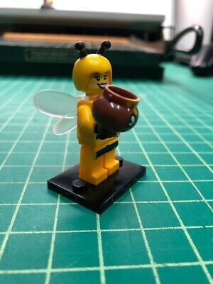 Ad – Lego Minifigure Series 10 Bumble Bee Girl Unique Collectible Col10-7
