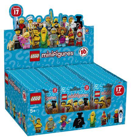 LEGO Minifigures – Series 17 (71018) | Walmart Canada