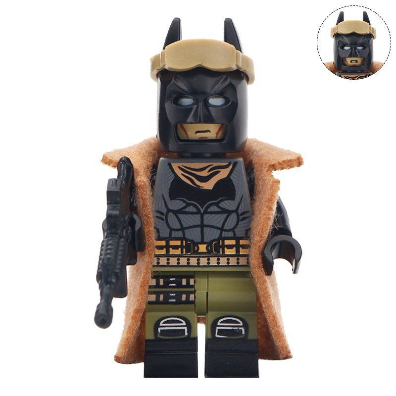 Minifigure Nightmare Batman DC Comics Super Heroes Compatible Lego Building Blocks Toys