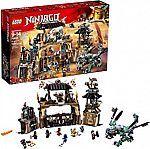LEGO NINJAGO Masters of Spinjitzu: Dragon Pit 70655 Ninjago Toy Building Kit $64…