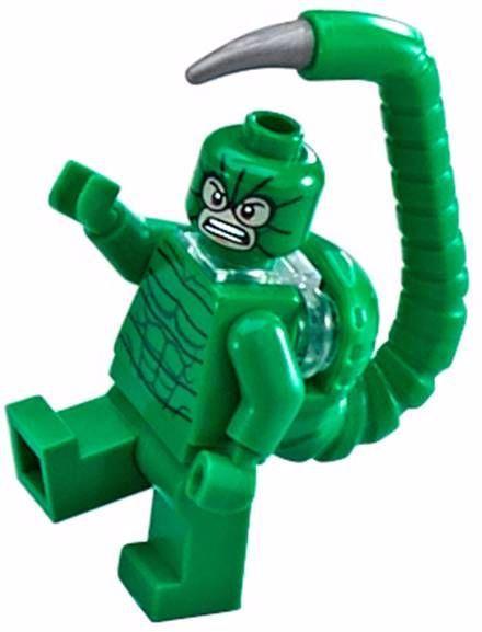 Mac GARGAN (SCORPION) | Earth 13122 | Lego Marvel SUPER HEROES