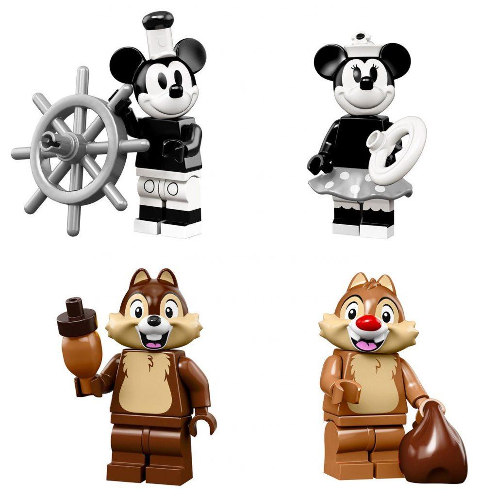 LEGO Disney Minifigures Series 2 Limited Edition – 71024