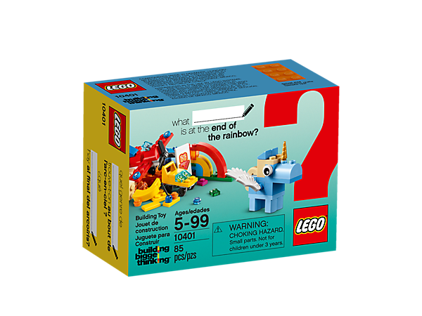 Rainbow Fun 10401   Classic   Buy online at the Official LEGO® Shop US