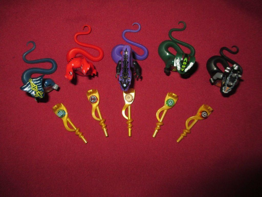 LEGO Ninjago Minifigures Lot. PYTHOR, ACIDICUS, SKALES, SKALIDOR, FANGTOM.  | eBay