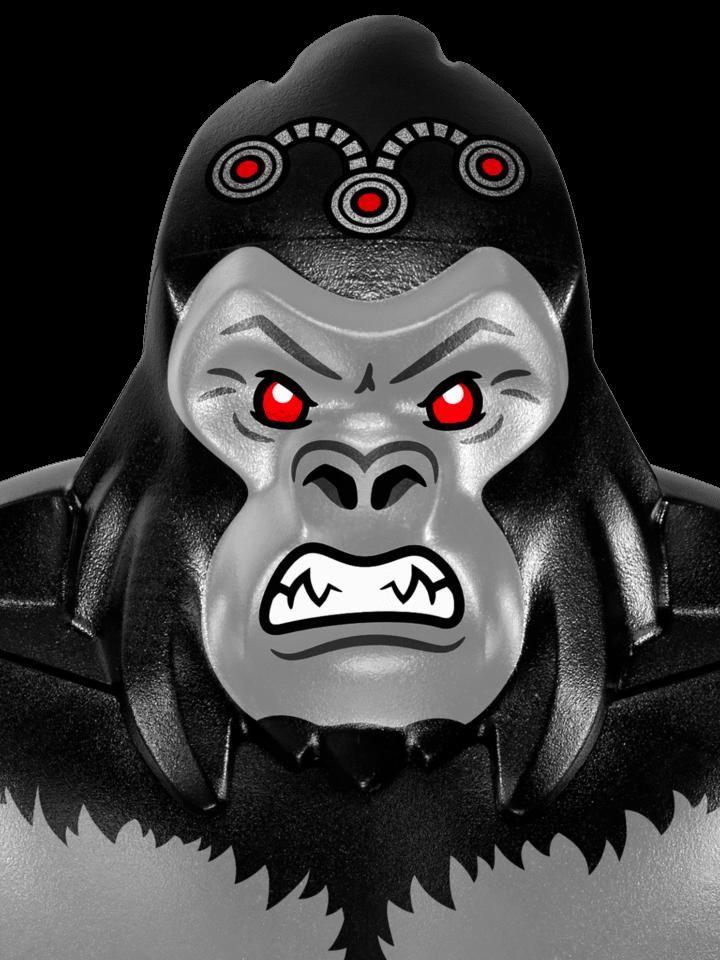 Gorilla Grodd – Characters – LEGO® DC Comics Super Heroes – LEGO.com – DC Comic…