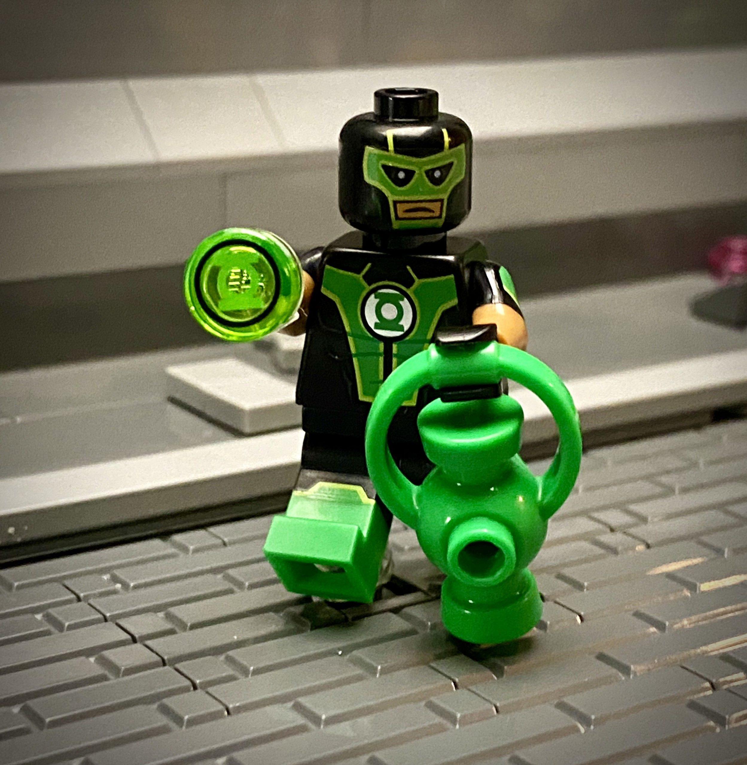 Lego Green Lantern | SG MiniFigures