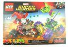 LEGO Marvel Super Heroes Set – Hulk vs Red Hulk (76078) New in Sealed Box