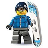 Lego Minifigures Series 5 – Snowboarder Male