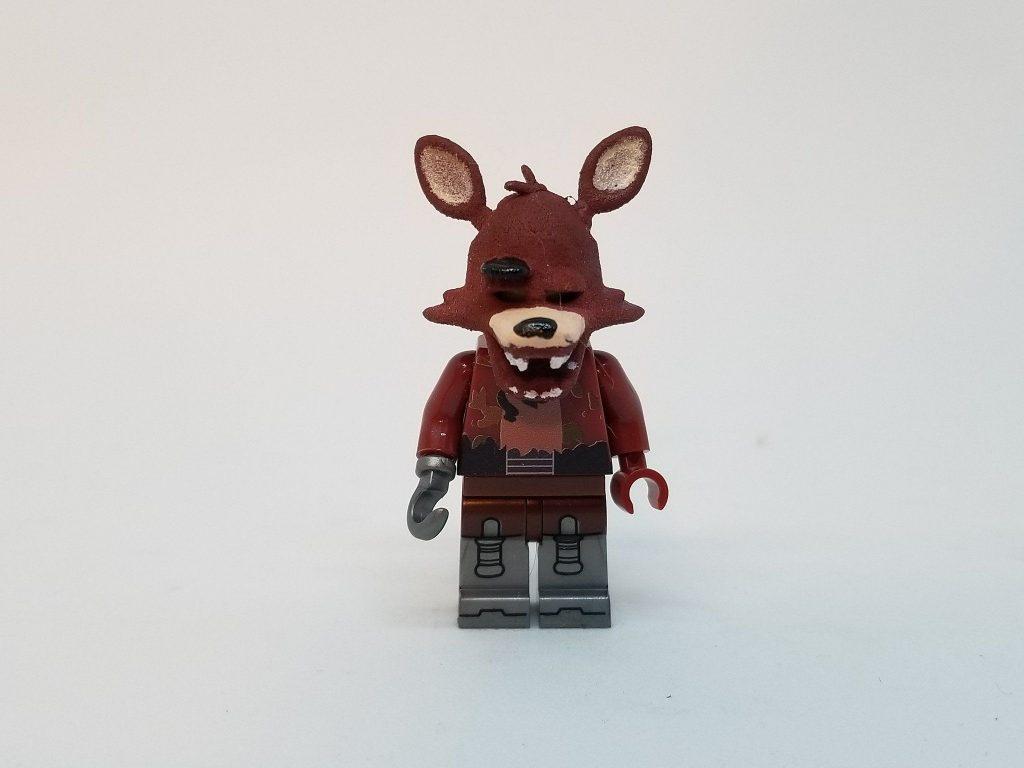 Horror Fox Deluxe: Video Game Custom Printed Minifigure NEW *Calypso_Customs*