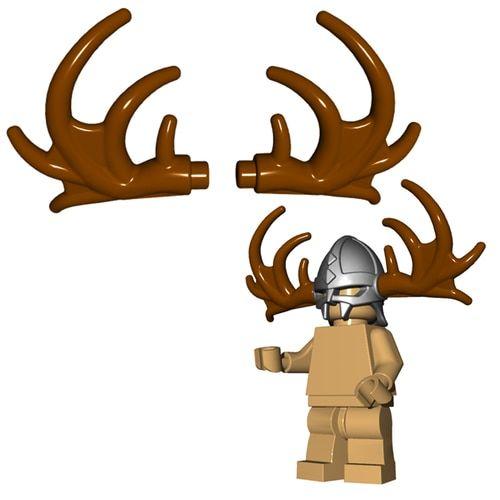 Moose Antlers (Pair)