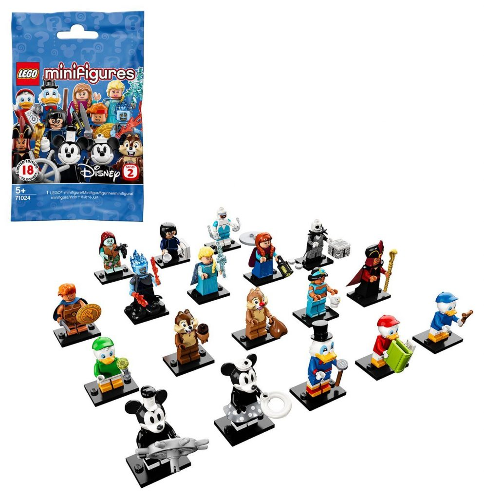 LEGO Disney Minifigures Series 2 Limited Edition – 71024