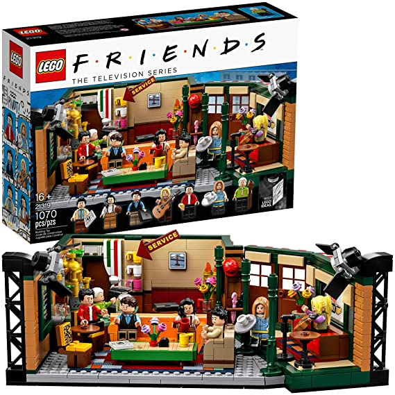Lego Ideas Friends TV Series