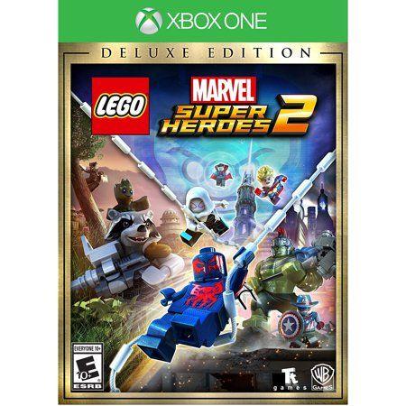 Warner Bros. Lego Marvel Super Heroes 2 Deluxe Edition (Xbox One) – Walmart.com
