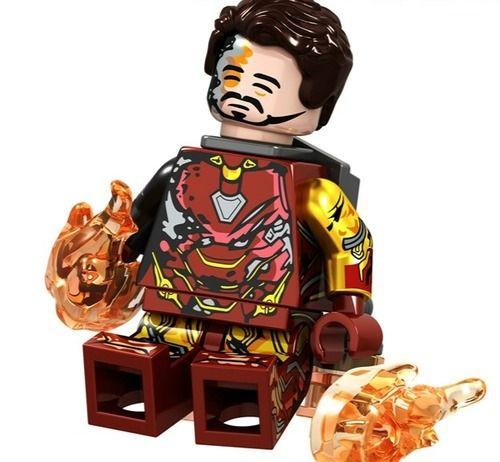 Ironman MK 85 Avengers Endgame Marvel Minifigures