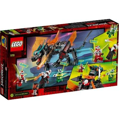 LEGO NINJAGO Empire Dragon 71713 Ninja Toy Building Kit