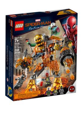 Lego® Super Heroes Molten Man Battle 76128