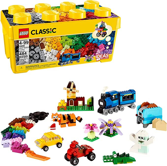 Lego Classic Creative Building Bricks