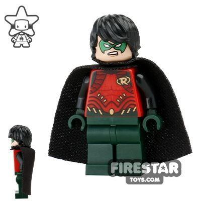 LEGO Super Heroes Mini Figure – Robin | Super Heroes LEGO Minifigures | LEGO Minifigures