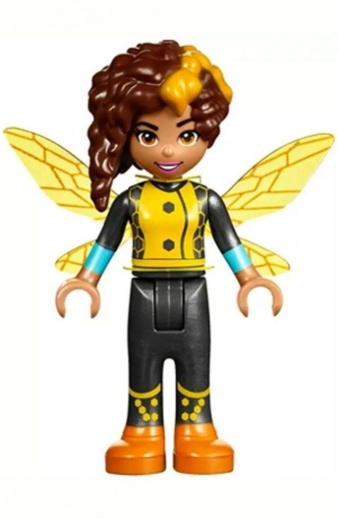 Lego DC super heroes girls Bumblebee