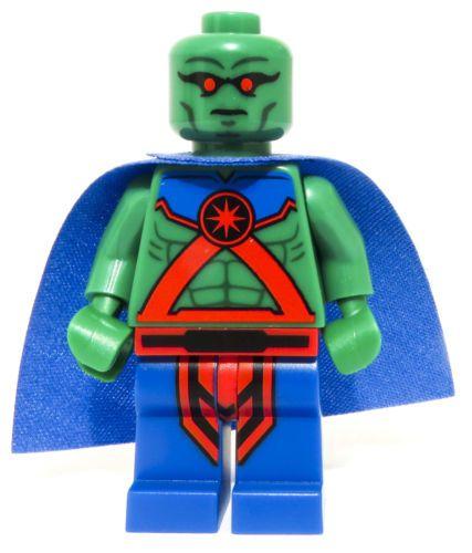 Lego 5002126 Martian Manhunter Polybag DC Super Heroes 2014 for sale online | eBay