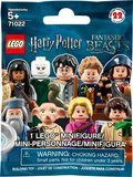 LEGO – Minifigures Harry Potter and Fantastic Beasts – Styles May Vary