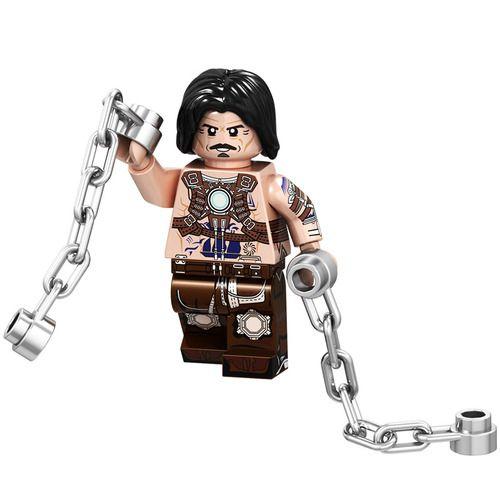 Whiplash Iron man Custom Marvel DC SuperHeroes Minifigures Minifigs Fit Lego GD245