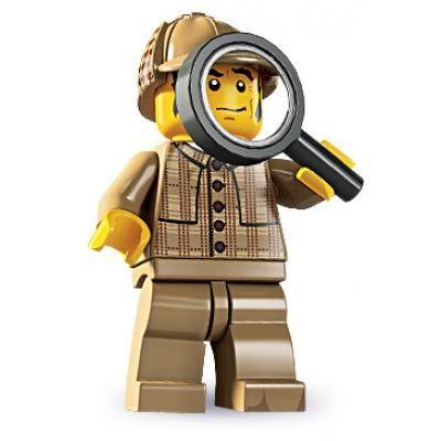 LEGO Minifigures – Detective | Minifigures Series 5 | Collectable LEGO Minifigures