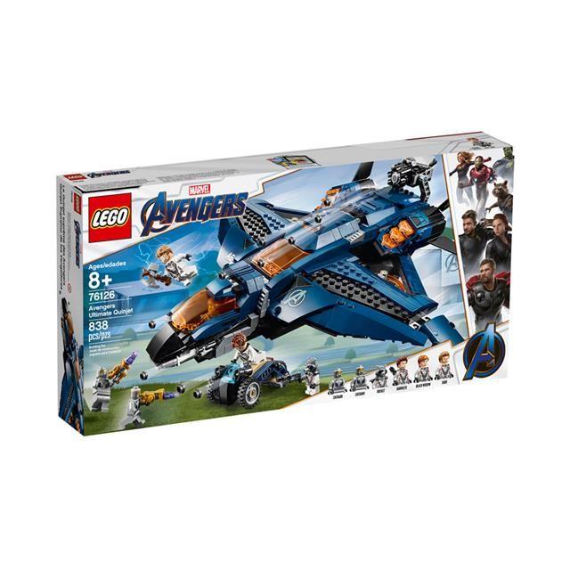 LEGO® Marvel Super Heroes Avengers Ultimate Quinjet